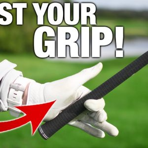 Are You Holding The Golf Club CORRECTLY?! | Building The Perfect Grip | ME AND MY GOLF