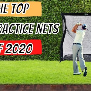 The Best Golf Hitting Nets For 2020 | Breaking Down Our Review of Our Favorite Golf Practice Nets