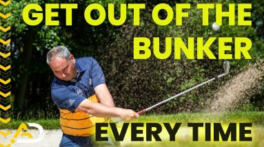 How To Get Out Of The Bunker Every Time