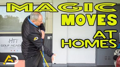 Magic Moves - Best Home Golf Drills Ever