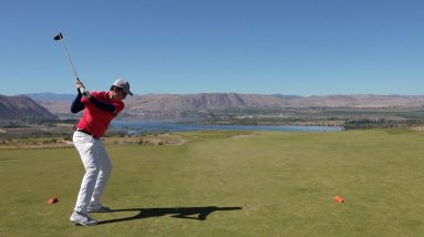 Gamble Sands Golf Course (Video)