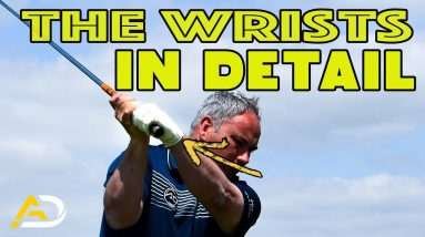 Your Wrists In The Golf Swing - Full Details
