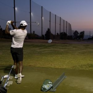 What Makes the Driving Range Great?
